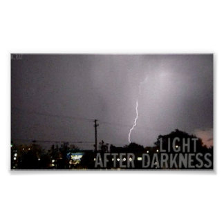 Light After Darkness Poster