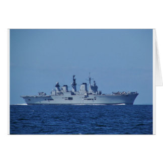 Light Aircraft Carrier Card