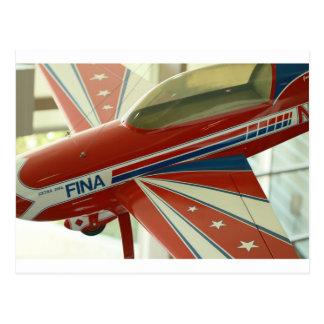 Light Aircraft Postcard