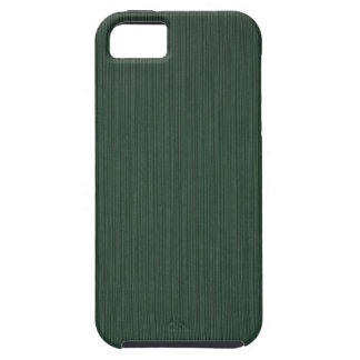 Light and dark green stripes wallpaper, 1895-1910 iPhone SE/5/5s case