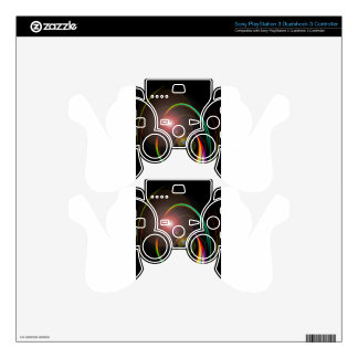 Light and energy is magic 4 PS3 controller skin