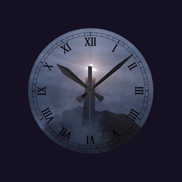 Light and Salvation Clock