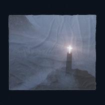 Light and Salvation Fleece Blanket