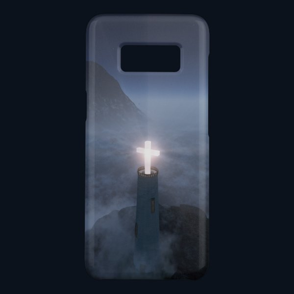 Light and Salvation Galaxy Case