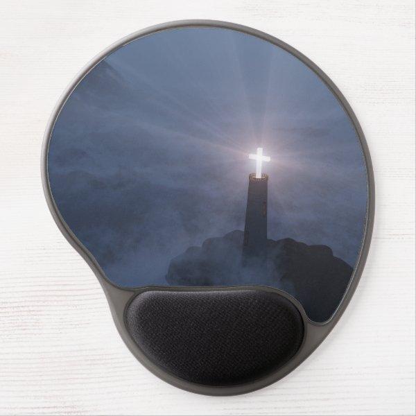 Light and Salvation Gel Mousepad