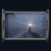 Light and Salvation Serving Tray