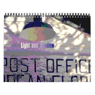 Light and Shadow Calendar