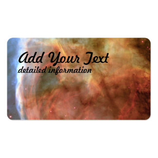 Light and Shadow in the Carina Nebula (NGC 3372) Double-Sided Standard Business Cards (Pack Of 100)