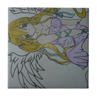 Light Angel Ceramic Tile