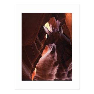 """""""Light Angles"""" Postcard"""
