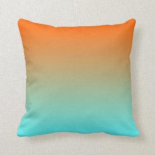 Light Orange Pillows Decorative Amp Throw Pillows Zazzle