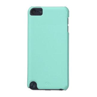 Light Aquafresh Blue Aqua Fresh Green Color Trend iPod Touch (5th Generation) Cover