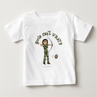 Light Archery in Camouflage Baby T-Shirt