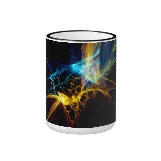 Light art colors - ringer mug
