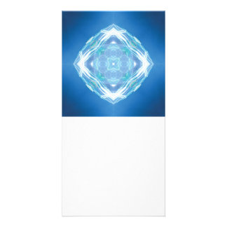 Light Art Designed Book Mark Card