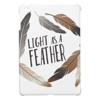Light As Feather Cover For The iPad Mini