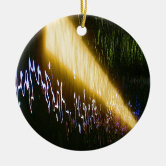 Light at end of the Tunnel: Sunlight Spectrum Christmas Tree Ornaments