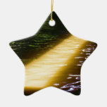 Light at end of the Tunnel: Sunlight Spectrum Christmas Ornament