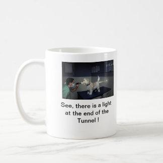 Light at end of Tunnel Coffee Mug