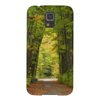 Light At The End Of A Tunnel Of Trees Galaxy S5 Case