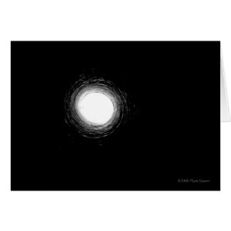 light at the end of the tunnel greeting cards