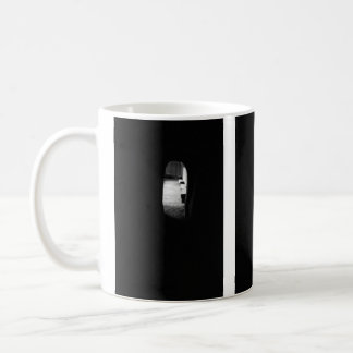 Light at the End of the Tunnel Classic White Coffee Mug
