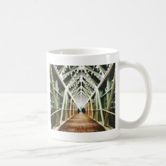 """""""Light At The End Of The Tunnel """" Coffee Mug"""