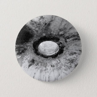 Light at the end of the tunnel . Hope concept Pinback Button