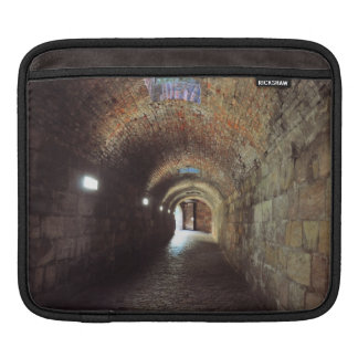 Light at the end of the tunnel iPad sleeves