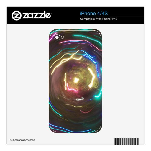Light at the End of the Tunnel iPhone 4 Skin