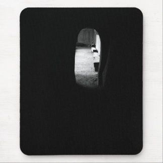 Light at the End of the Tunnel Mouse Pad