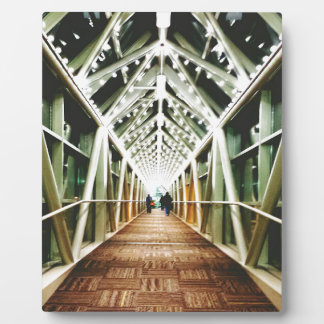 """""""Light At The End Of The Tunnel """" Plaque"""