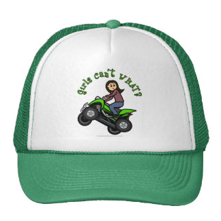 Light ATV | Four Wheeling Girl Trucker Hat