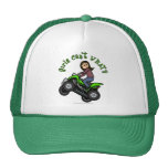 Light ATV | Four Wheeling Girl Trucker Hats