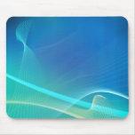 Light Aura: Abstract Artwork: Mousepads