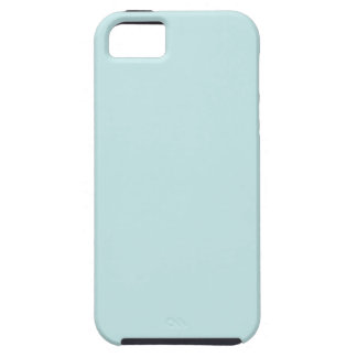 Light baby blue iPhone 5 covers