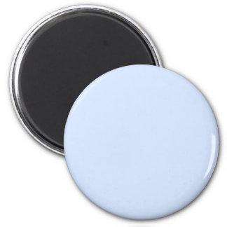Light Baby Blue Fridge Magnets