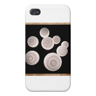 Light balls iPhone 4/4S cover
