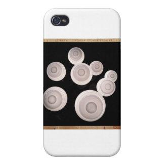 Light balls iPhone 4 case