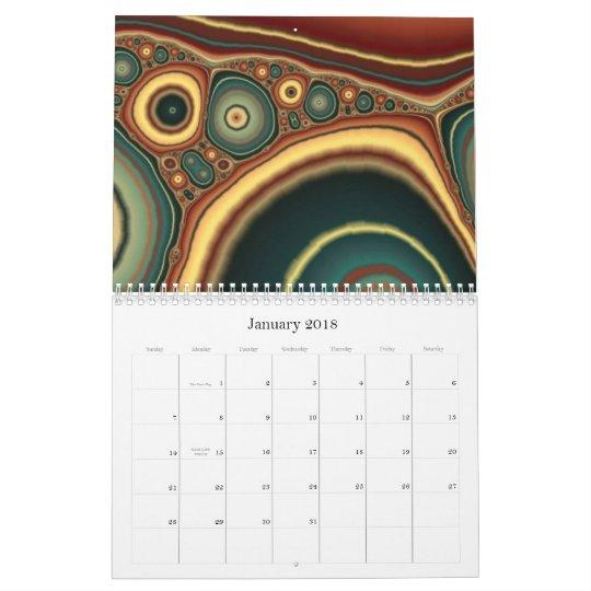 Light Beams Calendar