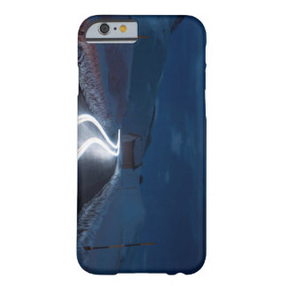 Light beams in the snow barely there iPhone 6 case