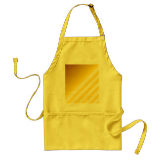 Light beams on yellow background adult apron