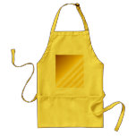 Light beams on yellow background aprons