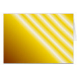 Light beams on yellow background greeting cards