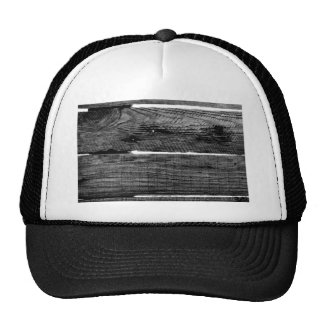 Light behind the wall. trucker hat