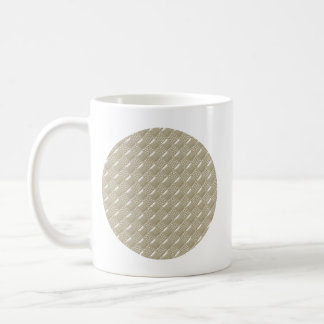 Light Beige Coffee Mug