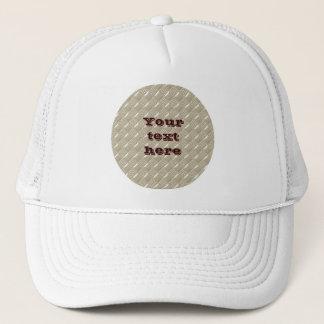 Light Beige Trucker Hat