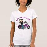 Light Biker Girl Shirt