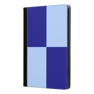 Light Blue and Dark Blue Rectangles