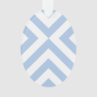 Light Blue and White Chevrons